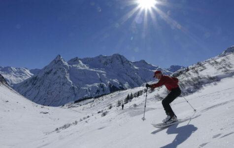 Crossblades – der Schneeschuh zum Abfahren