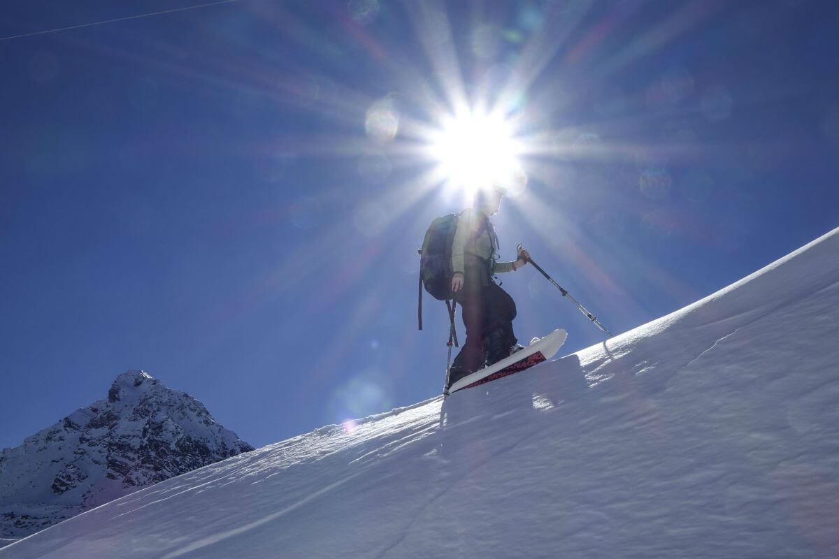 staffelbach crossblades wintersport winter natur sonnenschein