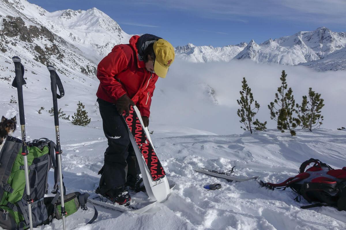 staffelbach winter crossblades wintersport