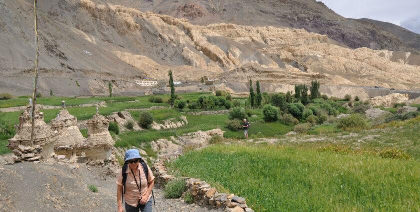 Mit high spirits über Ladakh's hohe Pässe