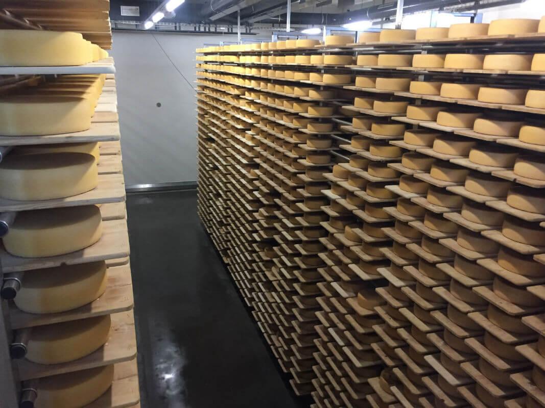 Käse Appenzell Schweiz Tradition