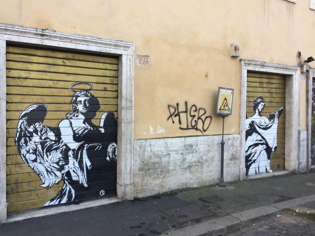 rom stimmung vatikan italien