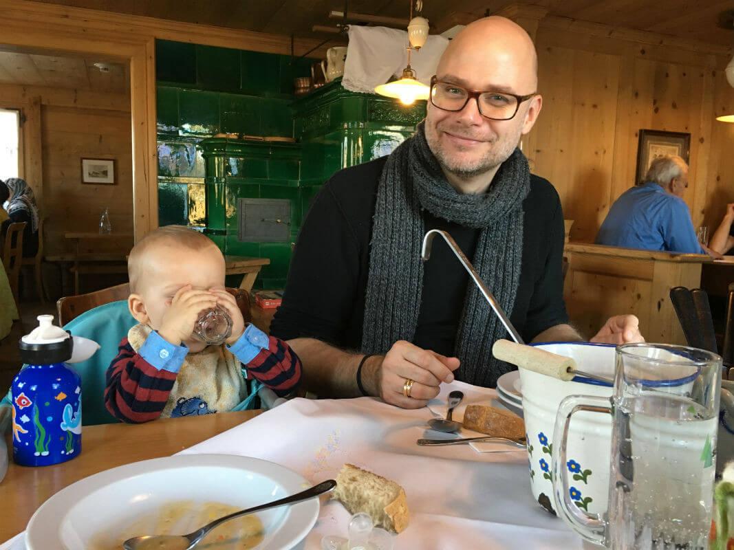 Zmittag Mittagessen Appenzell Beiz Restaurant