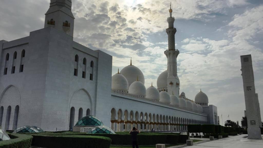 abu dhabi scheich aayid moschee arabischen emirate 1