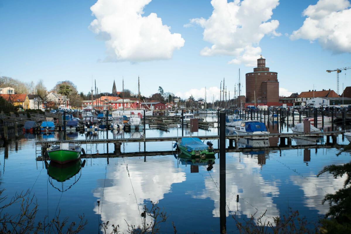 Eckernförde Hafen und Altstadt_Copyright Johanna Pohl-Deutschland