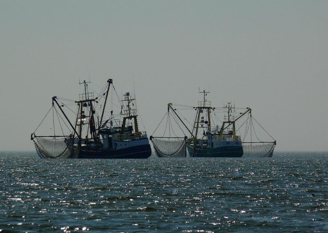 Fischkutter eckernförde deutschland