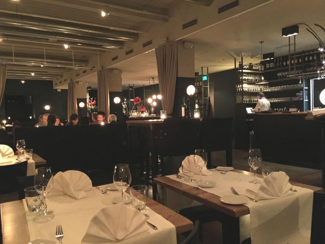 Im La Vela Werden Die Kulinarischen Segel Gesetzt