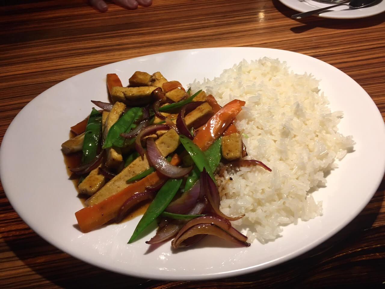 Restaurant Vegetarisch Vegetarier Prag Tipp