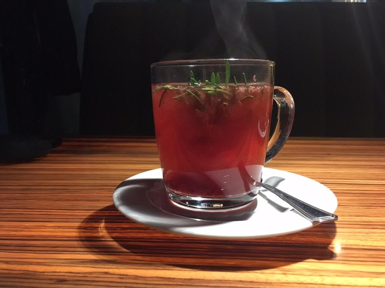 Restaruant Praha Vegetarian Drink