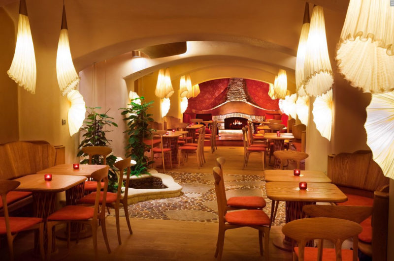 Vegetarian Restaurant Praha Maitrea