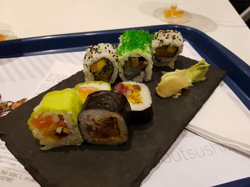 Porto Food Halle Marcado Sushi