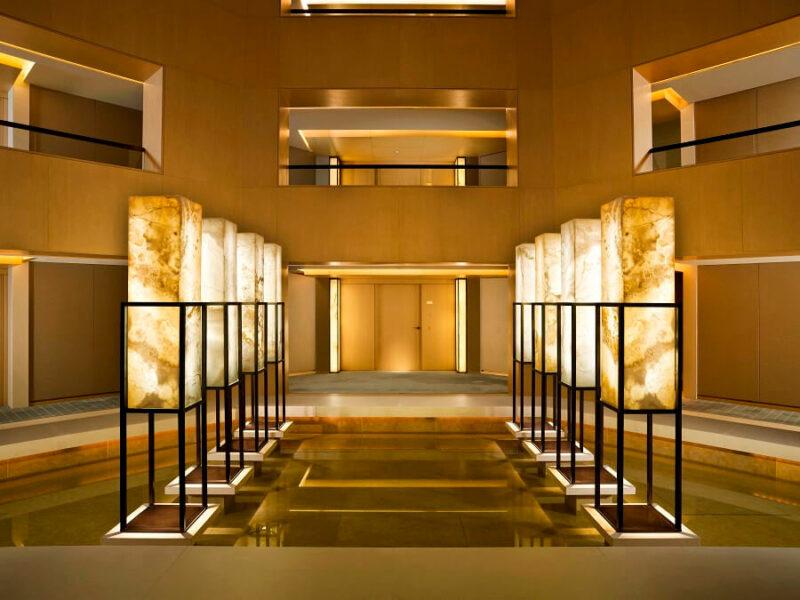 Upper House Hong Kong Atrium