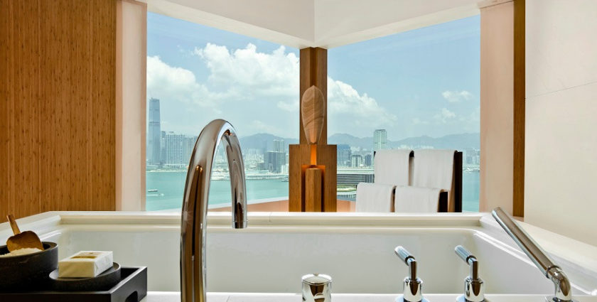 Hoteltipp: The Upper House in Hongkong