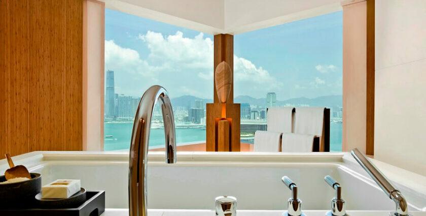 Hoteltipp: The Upper House in Hongkong