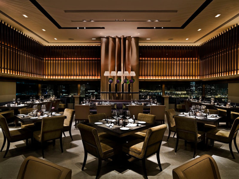 Upper House Hong Kong Suite Restaurant