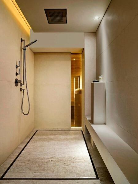 Upper House Hong Kong Shower