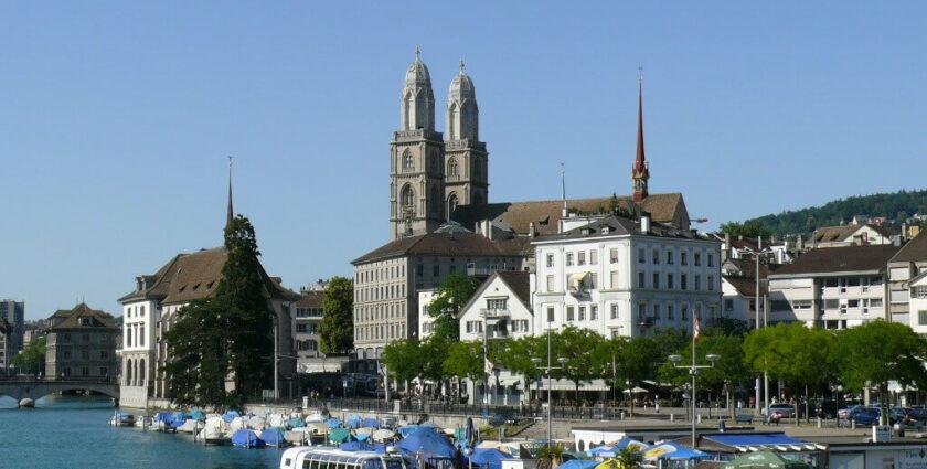 Home sweet Home – eine Stadtführung durch Zürich