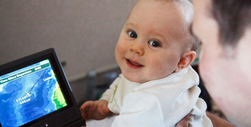 Tipps für das Fliegen mit Baby