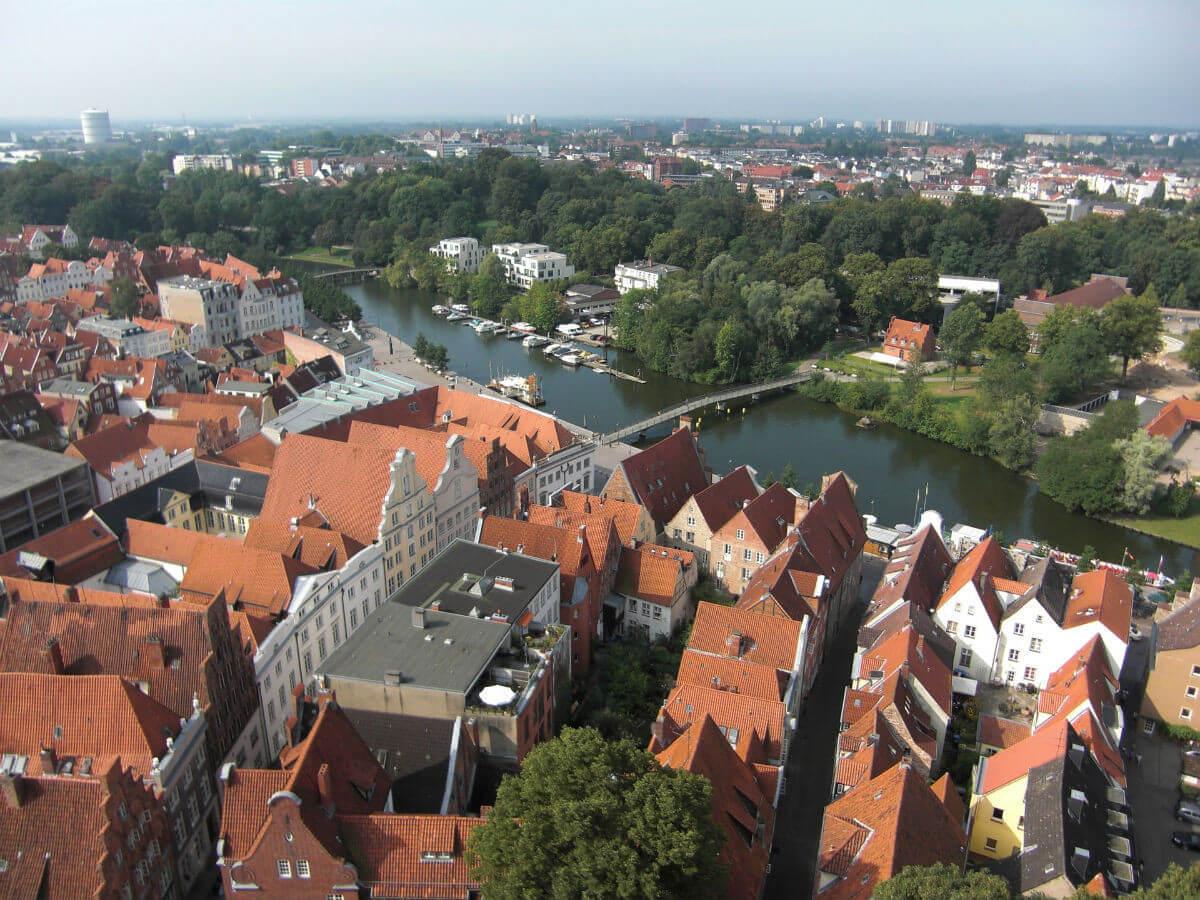 hansestadt luebeck deutschland Lübeck