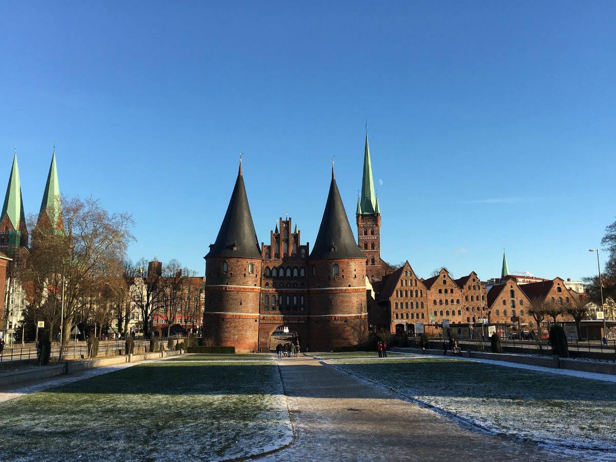 holstentor luebeck deutschland Lübeck
