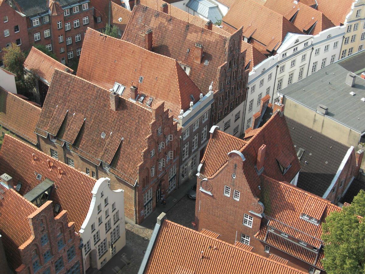luebeck deutschland stadt Lübeck