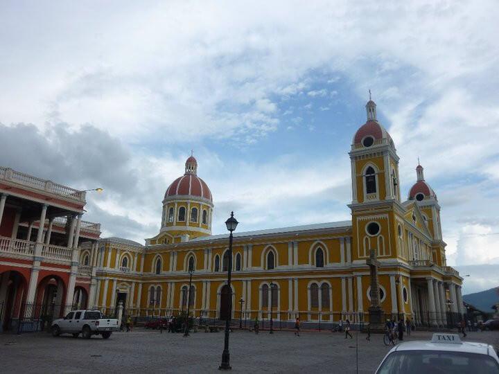 Nicaragua Granada Kolonialstadt