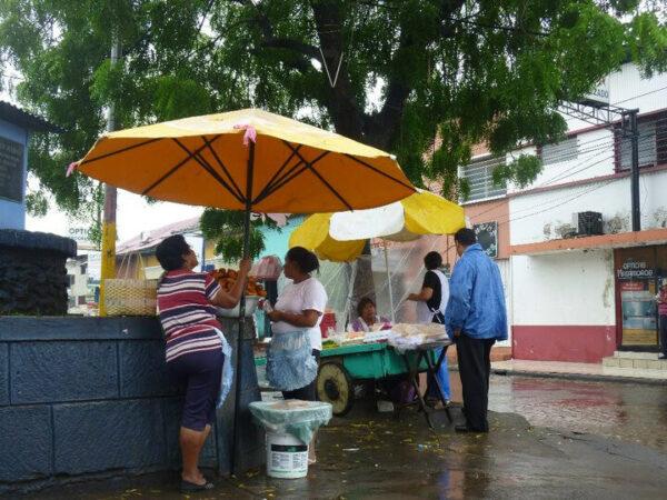 Markt Nicaragua Masaya