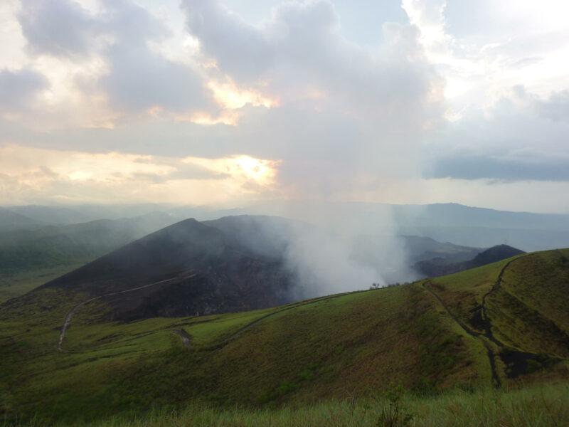 Vulkan Volcano Masaya Nicaragua