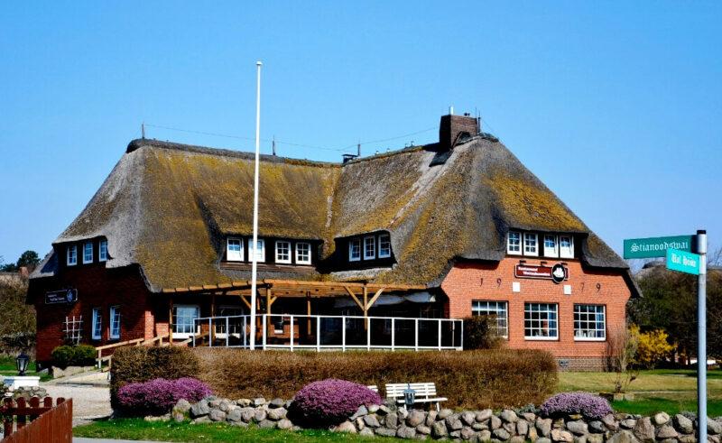 Amrum Inselhotel Tadsen