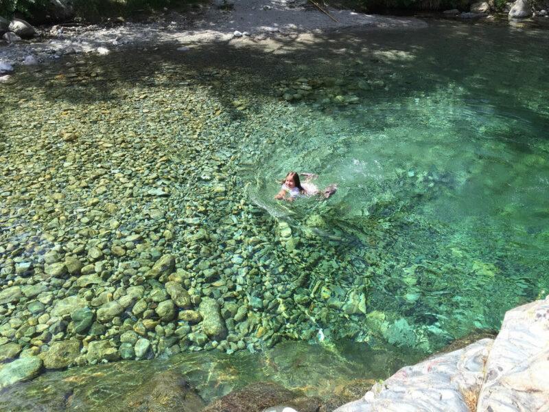 Wandertipp Korsika Restonica Pool