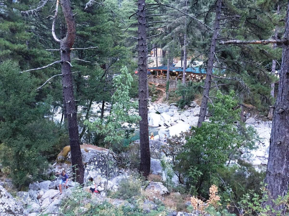 Camping Tuani Korsika