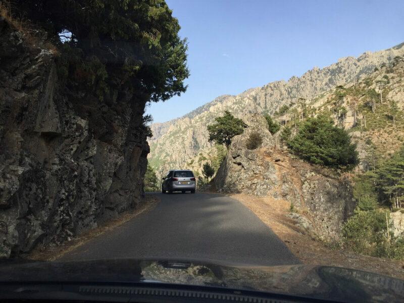 Restonica Corte Korsika