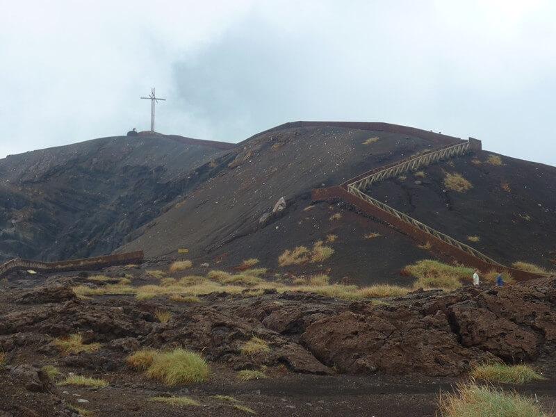 Masaya-Vulkan-Nationalpark in Nicaragua: Auge in Auge mit dem Vulkan