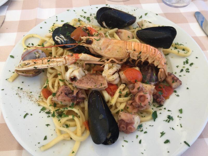 Santos Restaurant Apulien