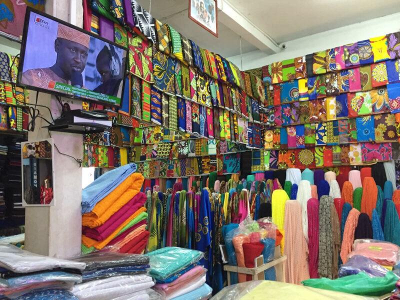Senegal Kleider