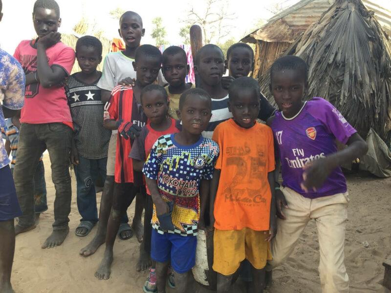 Senegal Kinder