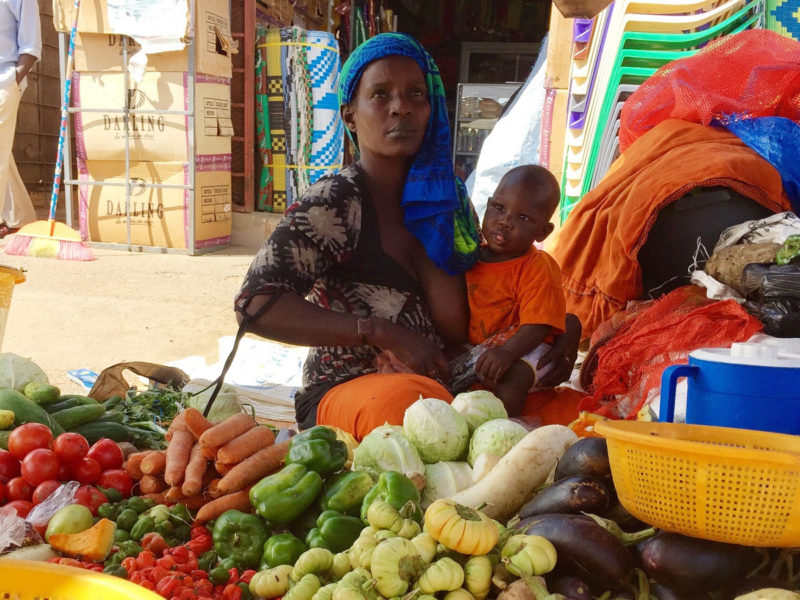 Senegal Markt
