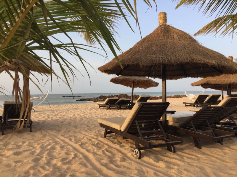 Senegal Petit Cote Strand