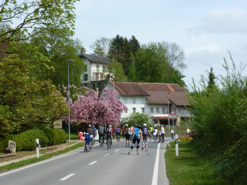 SlowUp Slow Up Murtensee