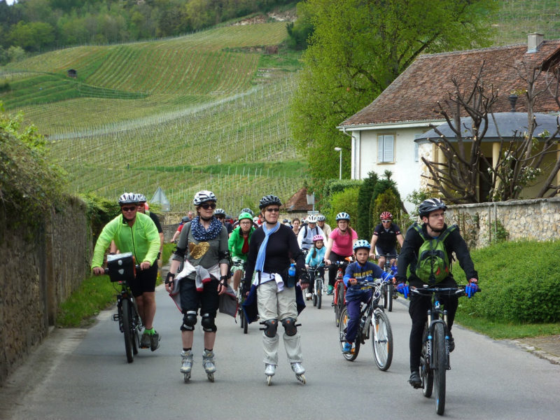 SlowUp Murtensee Slow Up