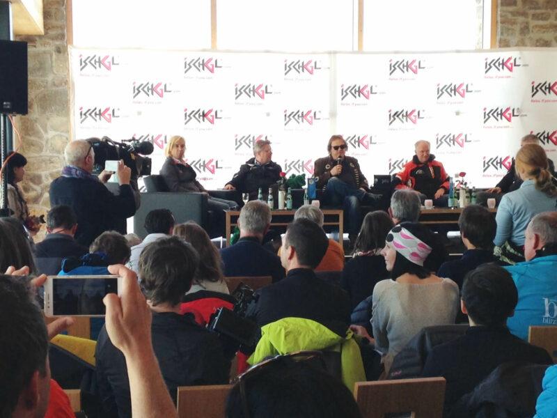 Ischgl Medienkonferenz Zucchero