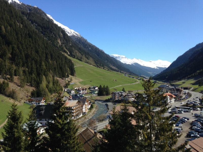 Ischgl Tirol Saisonende