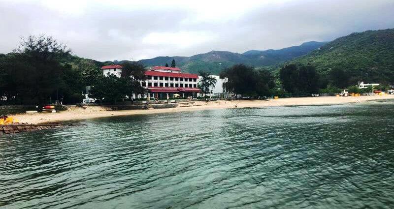 Hongkong kann auch Strand – ein Abstecher auf die Insel Lantau