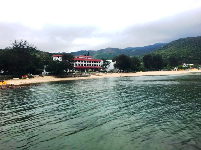 Silvermine Beach Lantau