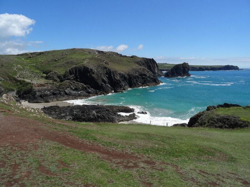 Hiking Wanderung Cornwall