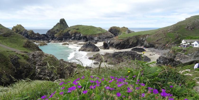 Meine Lieblingswanderung in Cornwall