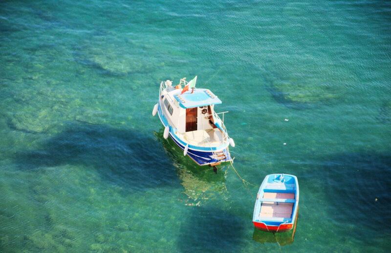 Procida Fischerboot