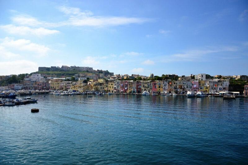 Procida Marina Grande