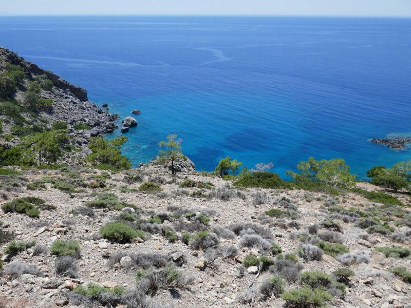 Kreta Wanderung