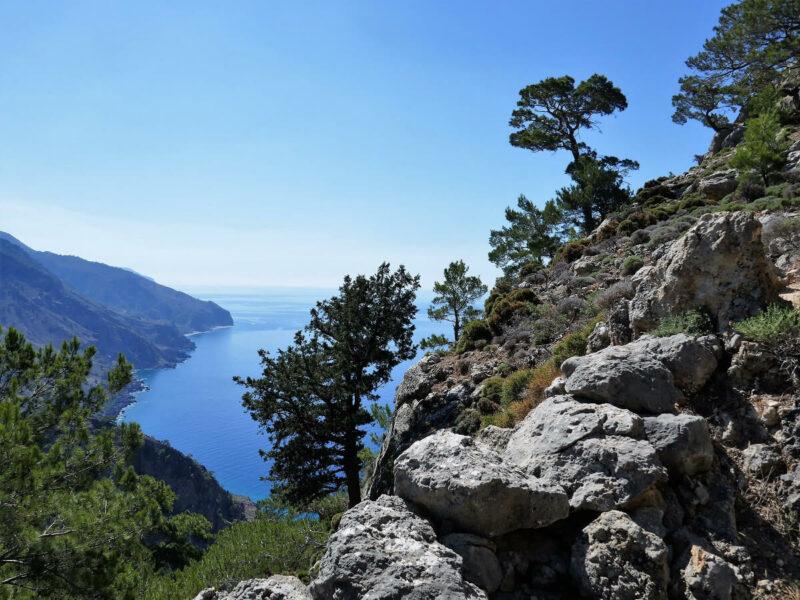Kreta Wandern Wanderung